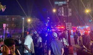 Συναγερμός στις ΗΠΑ: Πυροβολισμοί στην Ουάσινγκτον - Δύο νεκροί και επτά τραυματίες (vids)