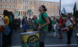 Πορεία στο κέντρο της Αθήνας για την κλιματική αλλαγή - Κλειστοί δρόμοι