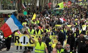 Γαλλία: Μεγάλη κινητοποίηση της αστυνομίας για τις διαδηλώσεις των κίτρινων γιλέκων