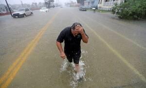 ΗΠΑ: Δυο νεκροί από το «πέρασμα» της τροπικής καταιγίδας Ιμέλντα (vid)