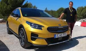 Ένας Έλληνας αποκαλύπτει τα μυστικά του νέου Kia XCeed (vid)