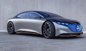 Η Mercedes μας δείχνει το μέλλον με αυτό το αμάξι (pics)