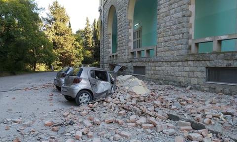 Σεισμός Αλβανία: Ζημιές και τραυματίες από τις ισχυρές δονήσεις