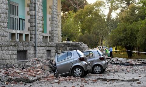 Σεισμός στην Αλβανία: Μήνυμα στήριξης από το ελληνικό ΥΠΕΞ