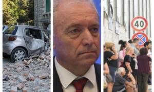 Σεισμός Αλβανία: Λέκκας στο Newsbomb.gr – «Περιμένουμε και άλλες ισχυρές σεισμικές δονήσεις»