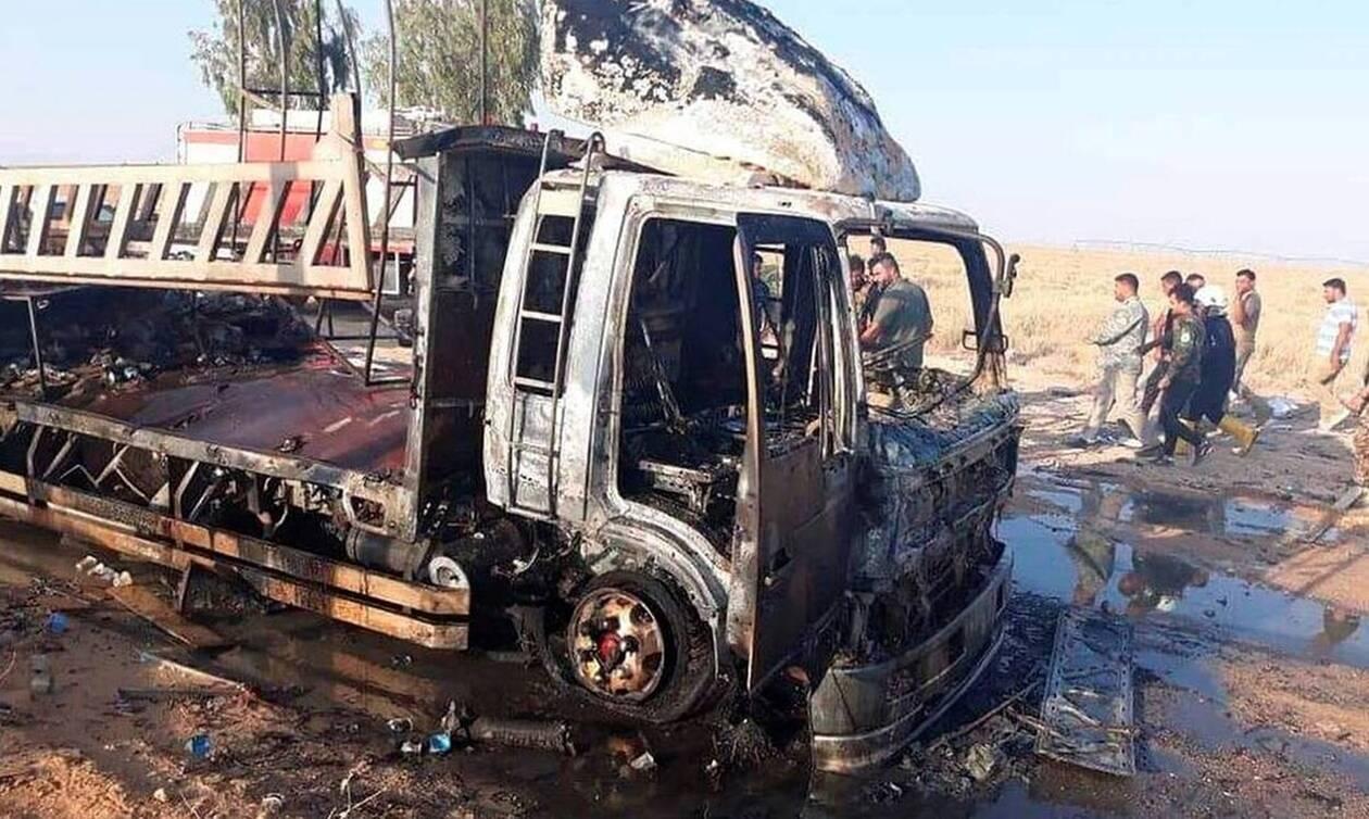 Ιράκ: Το Ισλαμικό Κράτος ανέλαβε την ευθύνη για τη βομβιστική επίθεση στην Κερμπάλα