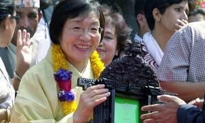 Junko Tabei: Το doodle της Google για την πρώτη γυναίκα που κατέκτησε το Έβερεστ