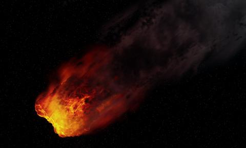 Σκόνη από την καταστροφή αστεροειδούς οδήγησε τη γη σε εποχή παγετώνων