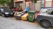Θεσσαλονίκη Απέραντη χωματερή οι δρόμοι - Σοκαριστικές εικόνες