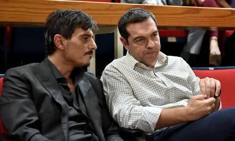 Τουρνουά «Παύλος Γιαννακόπουλος»: Ο Αλέξης Τσίπρας στο ΟΑΚΑ (pics+vids)