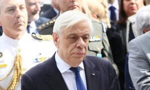 Παυλόπουλος: Αυτονόητη η στήριξη της Ελλάδας από Ε.Ε. και ΝΑΤΟ