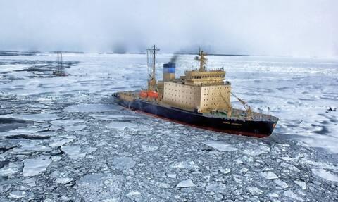 Ανακάλυψαν απόκοσμο πλάσμα 3.500 μ. κάτω από τον πάγο  - «Δεν έχουμε ξαναδεί κάτι παρόμοιο» (pics)
