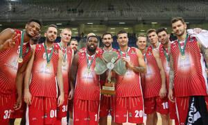 2ο Τουρνουά «Παύλος Γιαννακόπουλος»: H βράβευση των τριών πρώτων ομάδων (videos)