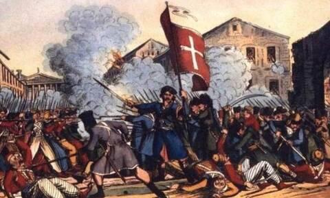 Σαν σήμερα το 1821 λαμβάνει χώρα η άλωση της Τριπολιτσάς (Vid)