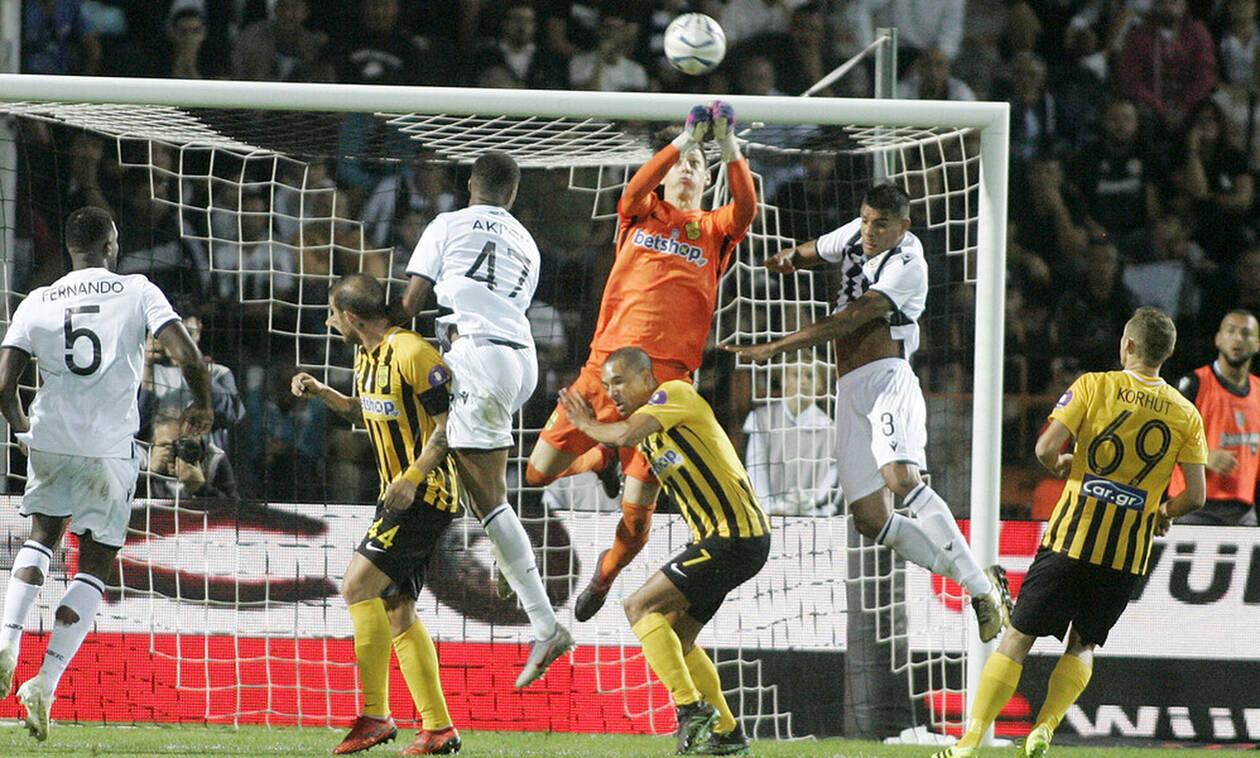 ΠΑΟΚ-Άρης 2-2: Έσωσε την παρτίδα με Μίσιτς