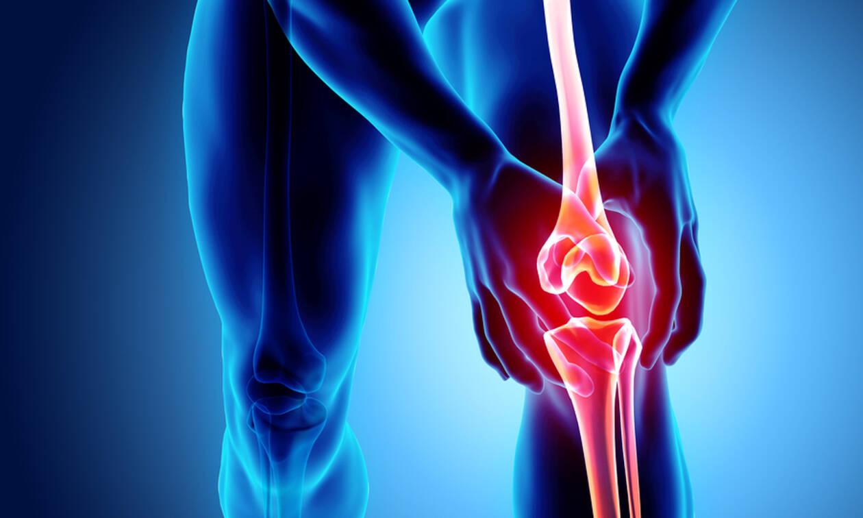 Οστεοαρθρίτιδα γόνατος: Πόσο αυξάνει τον κίνδυνο κατάθλιψης