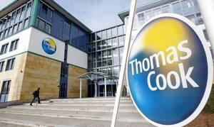 Ξεκίνησε η συνεδρίαση του διοικητικού συμβουλίου της Thomas Cook - Ψάχνουν 200 εκατομμύρια στερλίνες