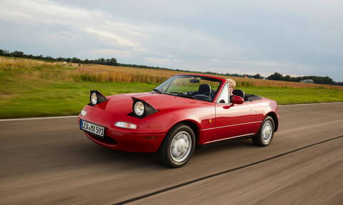 Η αναπαλαίωση του Mazda MX-5 της 1ης γενιάς στην Ιαπωνία δεν είναι για όλους
