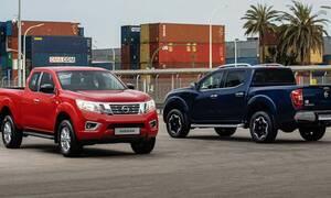 Τo Nissan Νavara γίνεται πιο έξυπνο, αποδοτικό και σκληροτράχηλο - Ξεκινά από 26.140 ευρώ