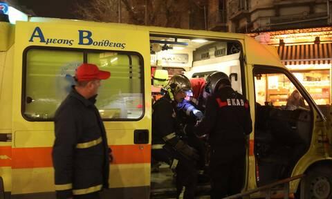 Θρίλερ στο κέντρο της Αθήνας: Βρέθηκε απανθρακωμένος άνδρας μέσα σε αυτοκίνητο