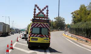 ΤΩΡΑ: Τροχαίο στην Αθηνών - Λαμίας - Χάος στον Κηφισό