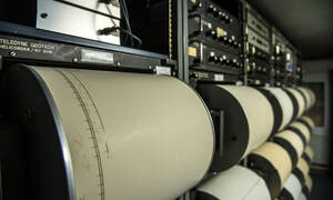 Σεισμός ΤΩΡΑ στη Χάλκη