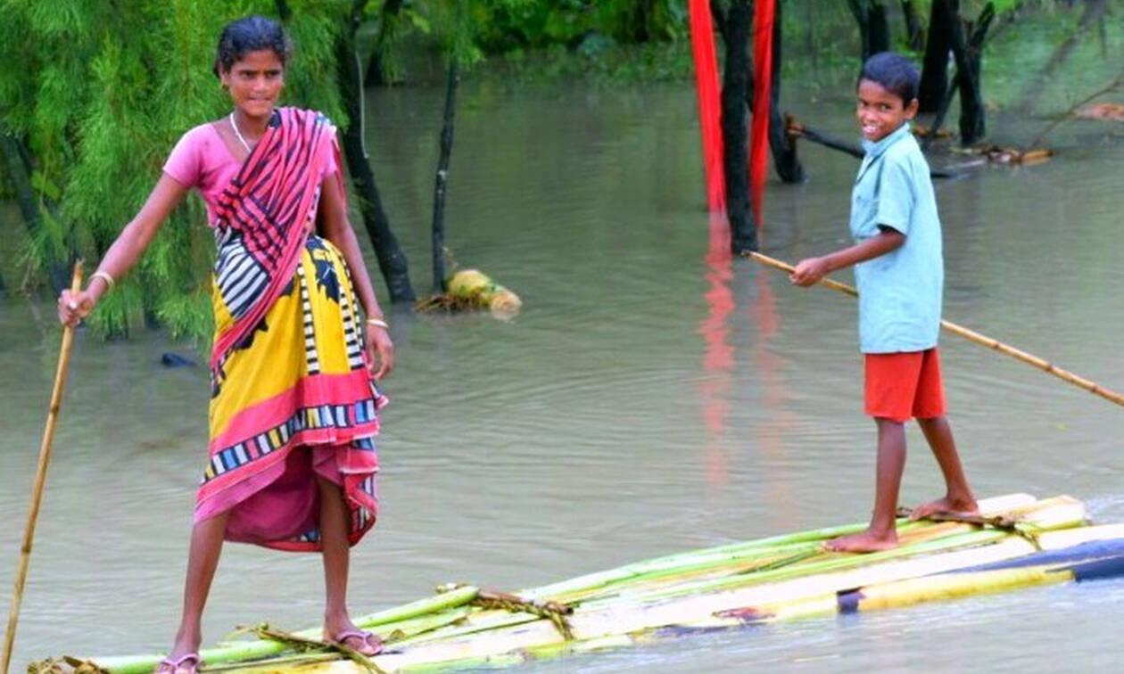 2 ιστορίες γυναικείας δύναμης απέναντι στην κλιματική αλλαγή
