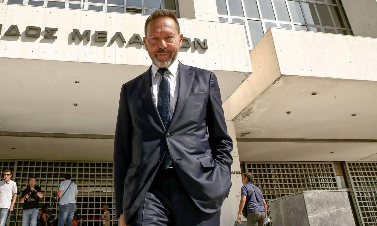 Υπόθεση Novartis: Κατέθεσε στην Εισαγγελία του Αρείου Πάγου ο Γιάννης Στουρνάρας
