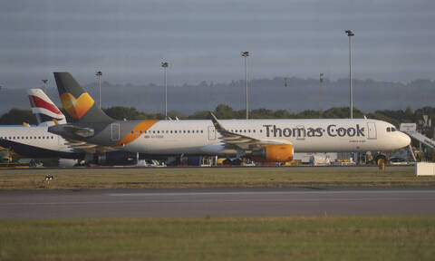 Thomas Cook: 15 αεροσκάφη για τους εγκλωβισμένους τουρίστες στην Ελλάδα