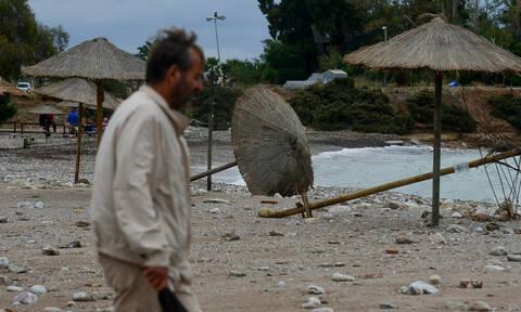 Καιρός - Έκτακτο δελτίο ΕΜΥ: Ποιες περιοχές θα σαρώσουν καταιγίδες και χαλάζι