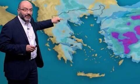Καιρός: Εκτακτη προειδοποίηση Αρναούτογλου για έντονα φαινόμενα στην Αλβανία... (photo)