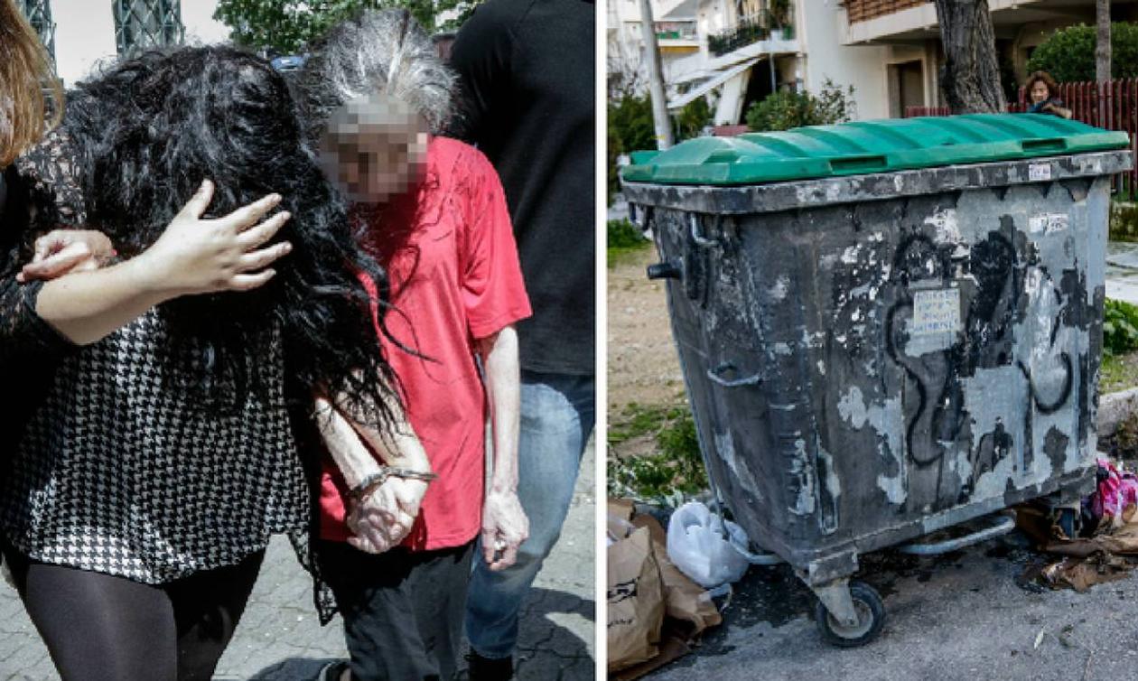 Παιδοκτόνος Πετρούπολης: Σοκάρουν οι καταθέσεις - «Το μωρό ήταν παγωμένο με χαρτοπετσέτες στο στόμα»