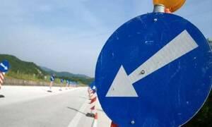 Πιερία: Κυκλοφοριακές ρυθμίσεις στην εθνική οδό Αθηνών - Θεσσαλονίκης
