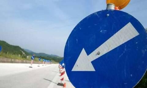 Προσοχή! Κυκλοφοριακές ρυθμίσεις στην εθνική οδό Αθηνών - Θεσσαλονίκης στην Πιερία