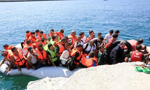 «Ασφυξία» στη Μυτιλήνη: Δείτε πόσες χιλιάδες μετανάστες είναι στη Μόρια