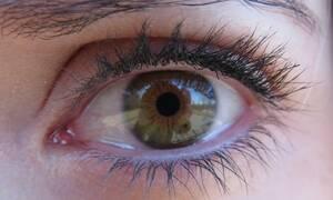 ΣΟΚ! «Πάγωσαν» οι γιατροί - Δείτε τι έβγαζε από τα μάτια αντί για δάκρυα