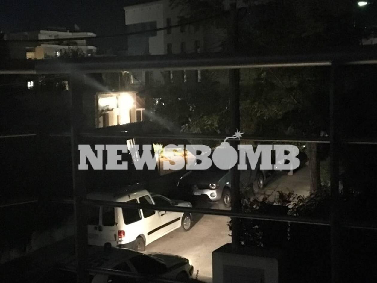 ΕΚΤΑΚΤΟ Συναγερμός στα Μελίσσια - Βρέθηκαν χειροβομβίδα και όπλο σε μονοκατοικία