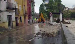 Συγκινητικό: Ποδηλάτες σώζουν ελάφι που είχε εγκλωβιστεί από τις πλημμύρες