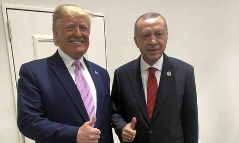 Τραμπ για Ερντογάν: Είναι φίλος μου - Τον ευχαριστώ για την απελευθέρωση του πάστορα Μπράνσον