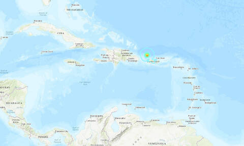Σεισμός 6,1 Ρίχτερ συγκλόνισε το Πουέρτο Ρίκο