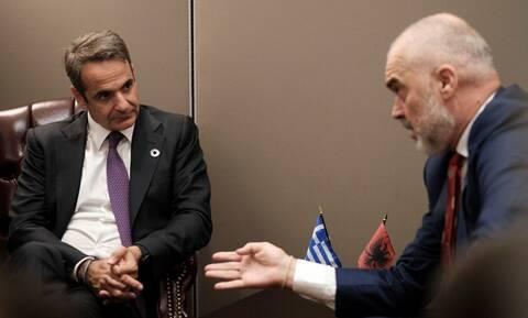 Ο Μητσοτάκης τα... έψαλε στον Ράμα: Δείξε σεβασμό στην ελληνική μειονότητα αλλιώς, ξέχνα την Ευρώπη