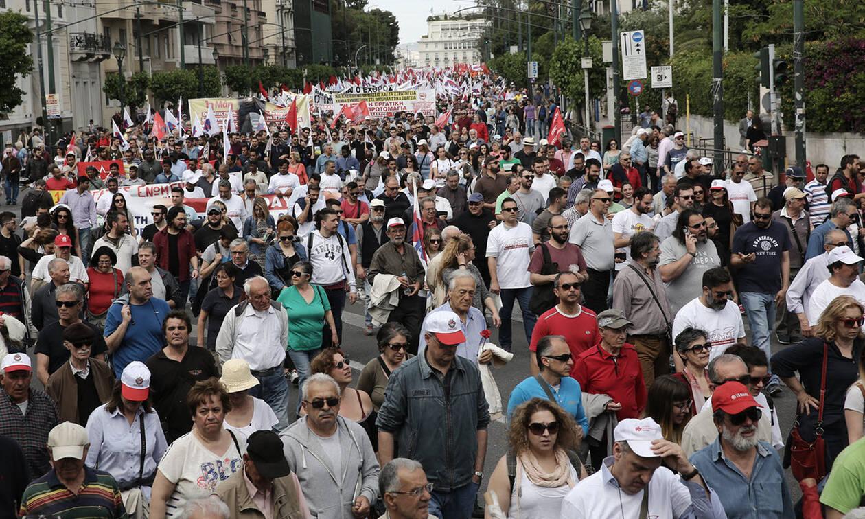 Απεργία: Ποιοι απεργούν σήμερα - Ποιες υπηρεσίες δεν λειτουργούν