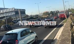 Κίνηση ΤΩΡΑ: Η απεργία έφερε χάος στους δρόμους της Αθήνας - Μποτιλιάρισμα παντού