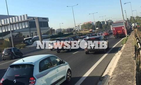 Всеобщая забастовка в Афинах привела к транспортному коллапсу