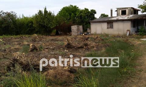 Κακοκαιρία Ηλεία: Αυτός είναι ο άντρας που σκοτώθηκε από κεραυνό - «Βούλιαξε» ο Πύργος (pics)
