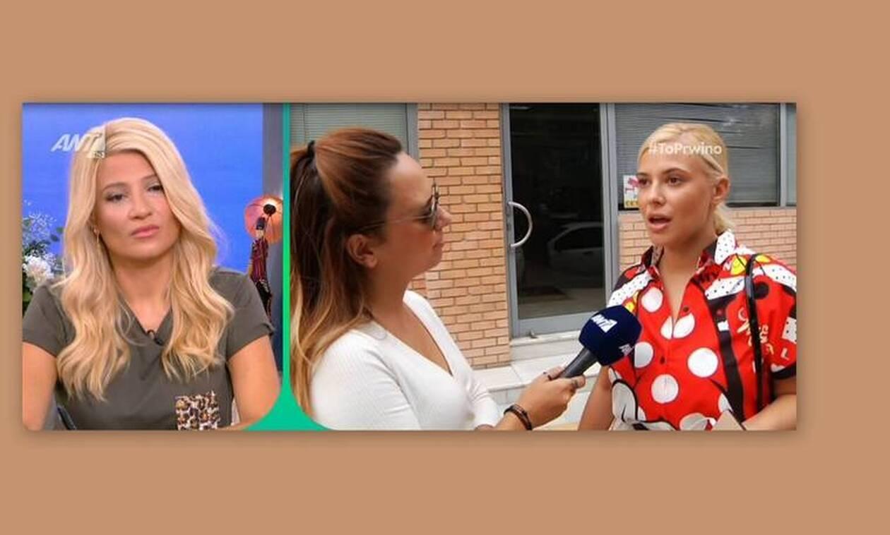 Λάουρα Νάργες: Η πίκρα της μετά την αποχώρηση από το The Voice