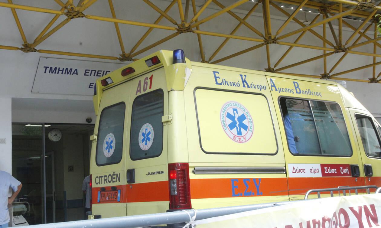 Λεωφορείο συγκρούστηκε με όχημα στη Θεσσαλονίκη