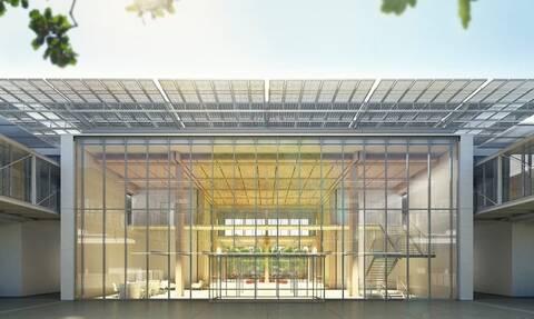 Εμπνευσμένο από τα Ασκληπιεία της αρχαιότητας το νέο Γενικό Νοσοκομείο Κομοτηνής ΙΣΝ (pics)