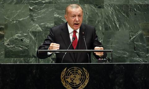 Προκαλεί ο Ερντογάν: Λύση «win–win» στην Αν. Μεσόγειο – Άδικη η στάση των Ελληνοκυπρίων στο Κυπριακό