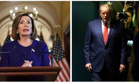 Πολιτικός «σεισμός» στις ΗΠΑ: Έρευνα για την παραπομπή του Τραμπ - Τι απαντά ο Αμερικανός πρόεδρος